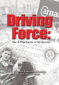Driving Force: The X-Plus Factor to My Success