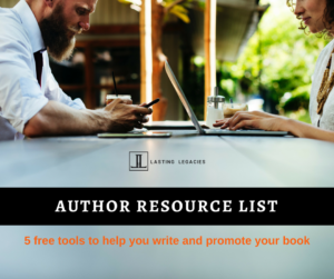 Author Resource List